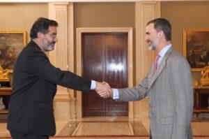 EFA Moratalaz audiencia en La Zarzuela con el rey (2)
