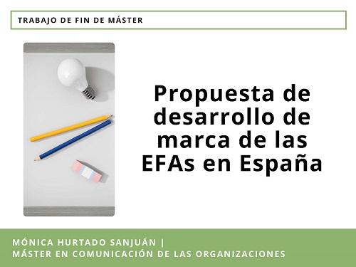 08 - Propuesta de desarrollo marca de las EFAs en España
